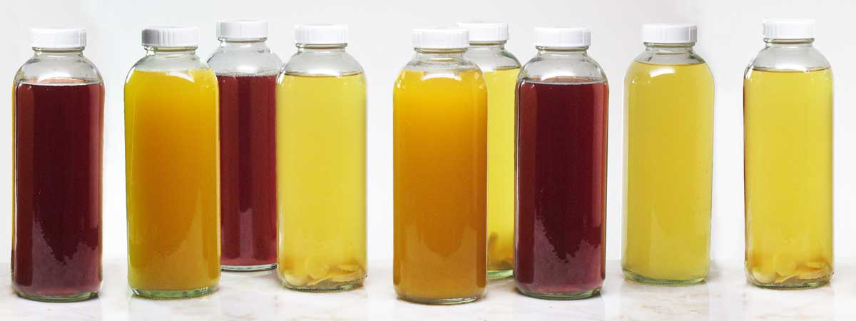 Picture of Kombucha Bottles