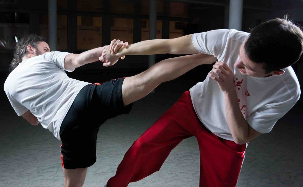 Guide to get healthier with martial arts