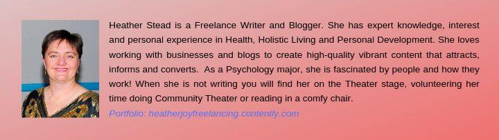 Author's Bio